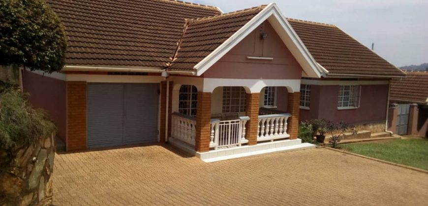 House for sale in Ntinda at shs 750,000,000
