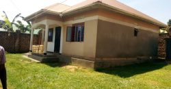 House for sale in Bweyogerere at shs 120,000,000