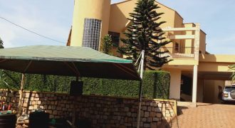 House for sale in Luzira Butabika at shs 550,000 US dollars.