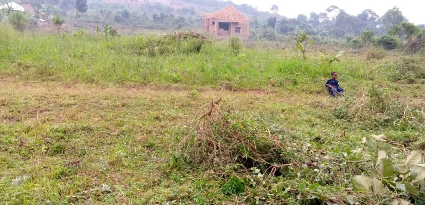 Plots for sale in Bunga at shs 150,000,000