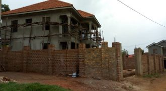 Flat house for sale in Kira Bulindo at shs 250,000,000