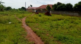 Plots for sale in Garuga Entebbe road at shs 70,000,000