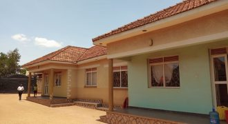 Houses for sale in Najjera at shs 300,000,000
