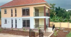 House for sale in Gayaza Wampeewo at shs 500,000,000