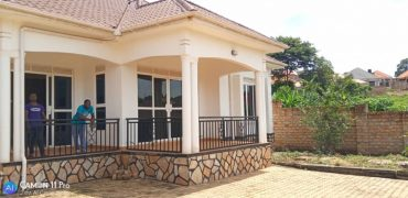 House for rent in Kira Bulindo at shs 1,000,000