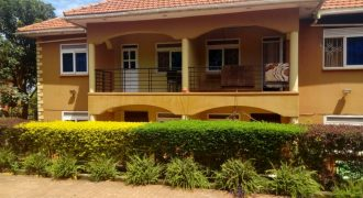 Apartments for rent in Bwebajja Entebbe road at shs 900 US dollars