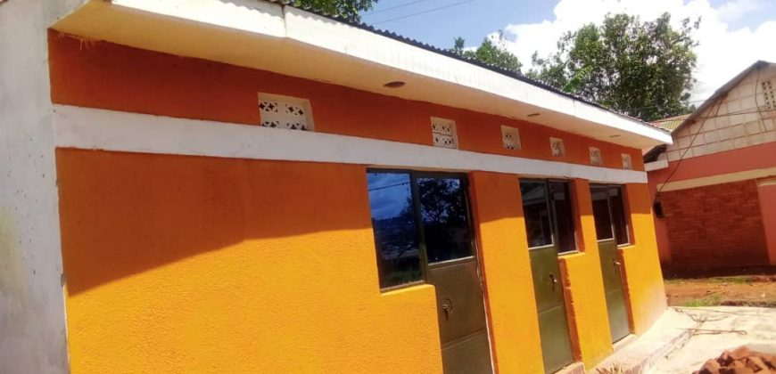 Rental units for sale in Ndejje at shs 19,000,000