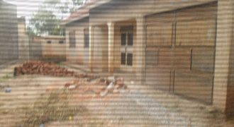 House for sale in Bweyogerere Kazinga at shs 120,000,000