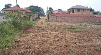 Plots for sale in Nkokonjeru Mbarara at shs 35,000,000