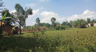 Plots for sale in Mukono Nakabago at shs 150,000,000