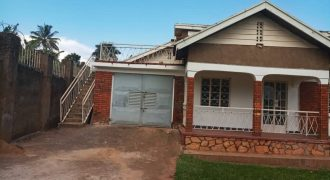 Bungalow for sale in Luzira at shs 450,000,000