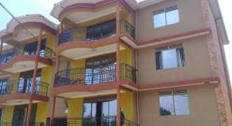 Apartment for rent in Najjera Bulabira at shs 750,000