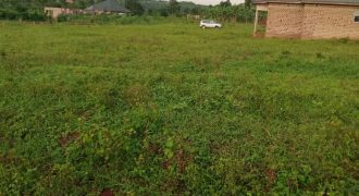 Plots for sale in Gayaza at shs 25,000,000