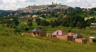 Plots for sale in Mukono Budagala at shs 28,000,000