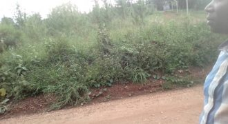 Plots for sale near Bukasa stage at shs 450,000,000