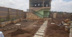 House for sale on Kisasi Hill top at shs 1,350,000,000