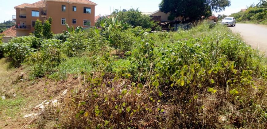 Plots for sale in Muyenga at shs 450,000,000