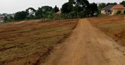 Plots for sale in Busika at shs 15,000,000
