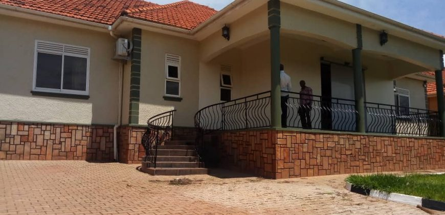 House for sale in Naalya at shs 650,000,000