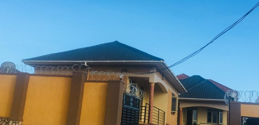 Apartments for sale in Kira at shs 260,000,000