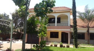 5 Bedroom Semi-Furnished Mansion For Rent In Jinja