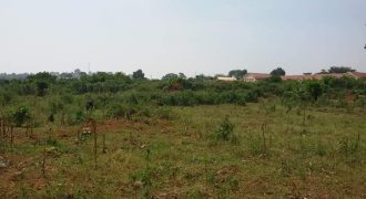 Plots for sale in Mukono Namaiba at shs 20,000,000