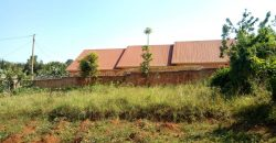 Plots for sale in Mukono Ntaawa at shs 180,000,000