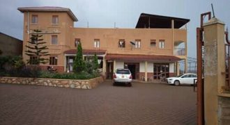 Hotel for sale in Bweyogerere town Kirinya zone at shs 1,200,000,000