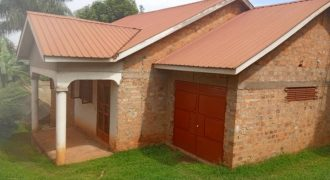 Shell house for sale in Kyaliwajjara Kira road at shs 150,000,000