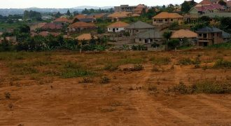 Plots for sale in Kabanyoro at shs 90,000,000