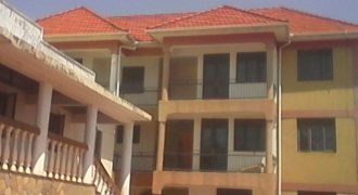 Apartments for sale in Kajjansi Entebbe road at shs 500,000,000