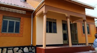 House for sale in Nansana at shs 65,000,000