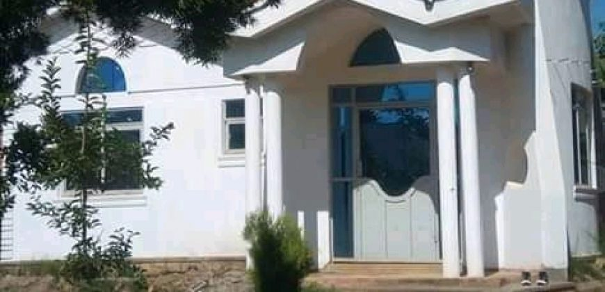 House for sale in Abayita Ababiri Entebbe road at shs 100,000,000