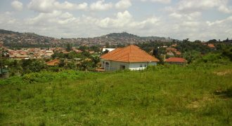 Land for sale in Muyenga at shs 1,000,000,000