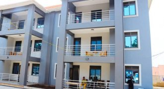 Apartment for rent in Bukoto at shs 1200 US Dollars