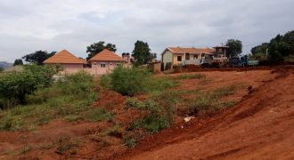 Plots for sale in Kyanja Bulwadda at shs 240,000,000