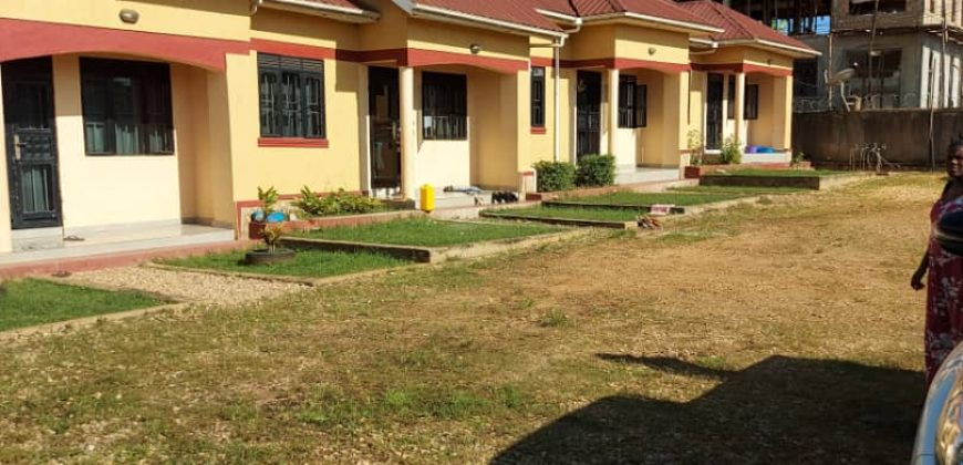 RENTALS FOR SALE IN BWEYOGERE at 300M