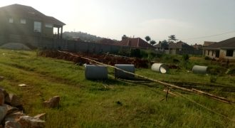 Plots for sale in Namanve Degeya at shs 120,000,000
