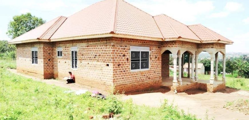 House for sale in Namugongo at shs 125,000,000