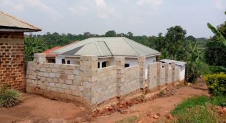 House for sale in Nakwero Gayaza road at shs 45,000,000