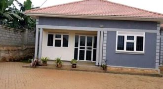 House for rent in Namugongo at shs 800,000