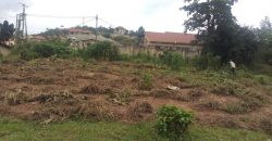Plots for sale in Mukono Mpata at shs 14,000,000