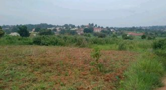 Plots for sale in Nkumba Entebbe road at shs 450,000,000