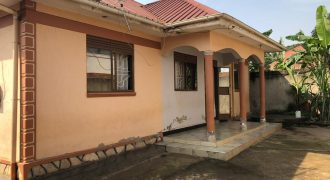 House for sale in Namungongo at shs 110,000,000