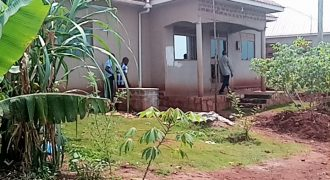 House for sale in Nsumbwe Mitiyana road at shs 55,000,000