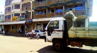 Commercial buildings for sale in Jinja city Iganga road at $1,500,000