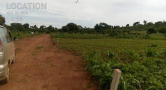 Plots for sale in Bulami at shs 70,000,000
