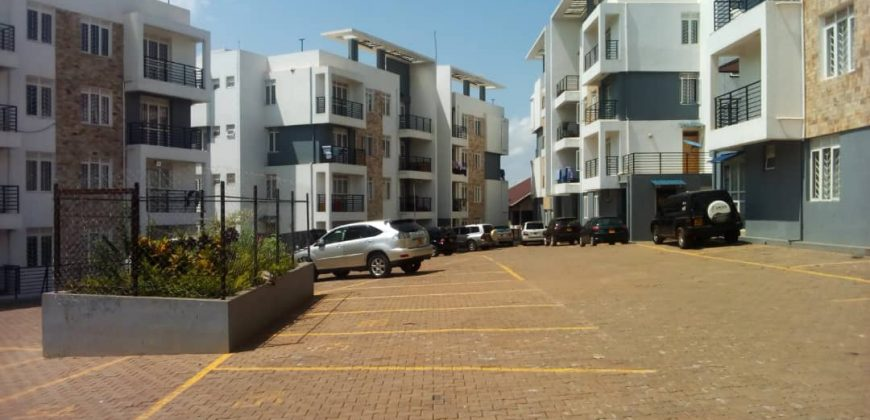 Apartment for sale in Naalya at shs 180,000,000