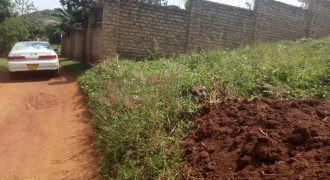 Plots for sale in Bukerere at shs 45,000,000