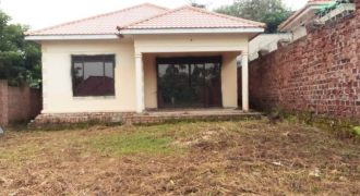 House for sale in Gayaza at shs 140,000,000